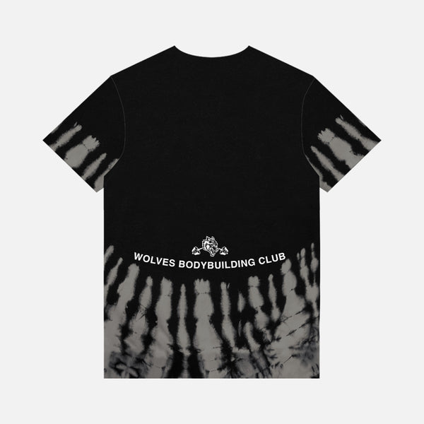 Wolves Fam Tee in Bone Dry Curve Wash