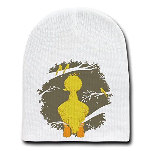 'The Big One' Funny Cartoon Public TV Show Parody on Branch - Beanie Skull Cap Hat