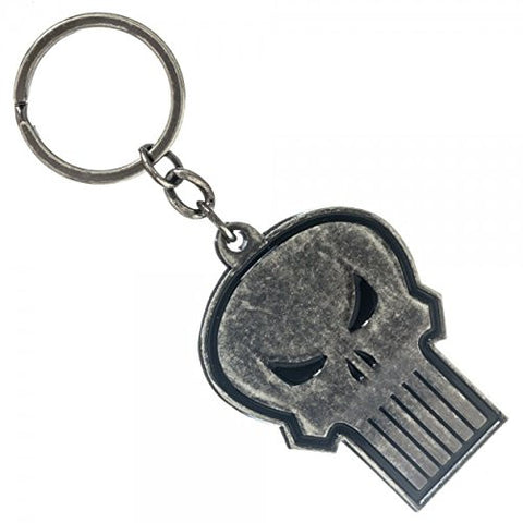 Punisher Metal Keychain