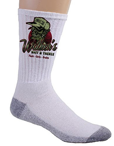 'Walkers' TV Show Parody - Crew Socks