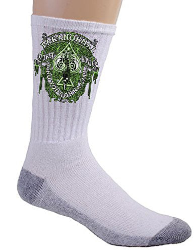 'Spirit Hunter' Classic Movie Parody - Crew Socks