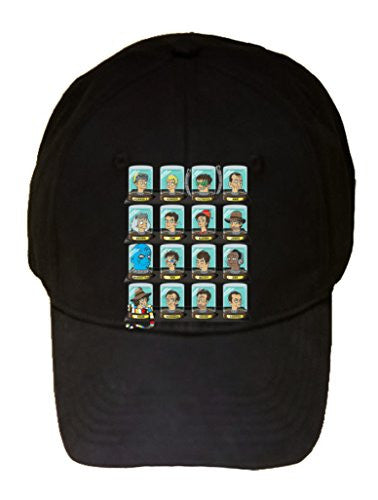 'Doctorama' Doctor Characters Parody - 100% Cotton Adjustable Hat