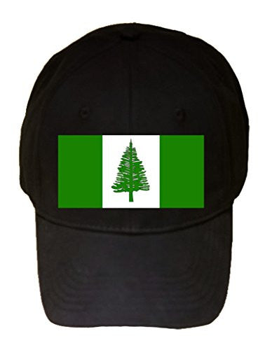 Norfolk Island - World Country National Flags - 100% Cotton Adjustable Hat