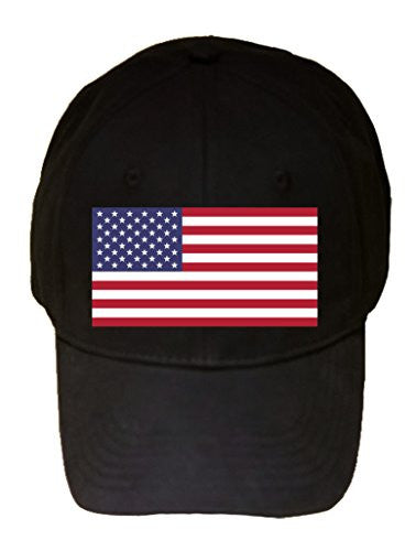 The United States of America USA - National Flags - 100% Cotton Adjustable Hat