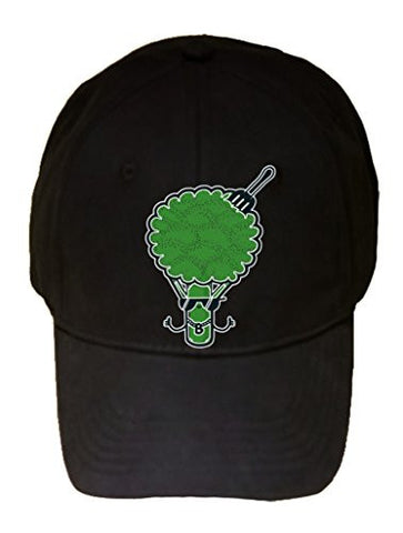 'B-Roc' Broccoli Humor - 100% Adjustable Cap Hat