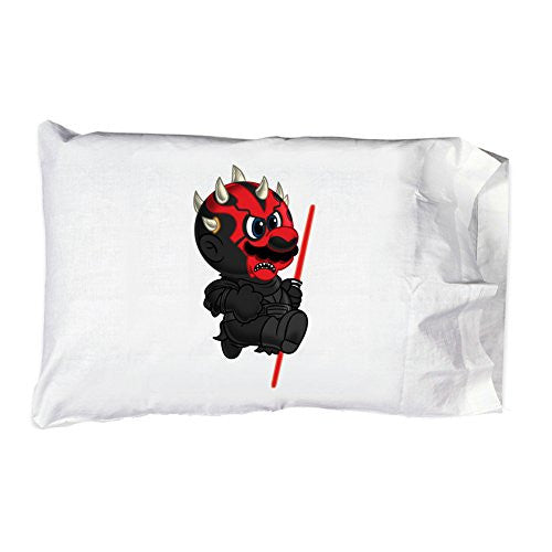 Pillow Case Single Pillowcase - 'Darth Plumber' Movie & Game Parody