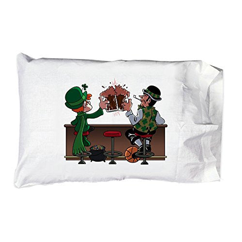 'Irish Drinking Buddies' Parody - Pillow Case Single Pillowcase