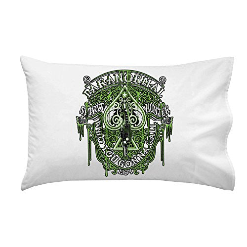 'Spirit Hunter' Classic Movie Parody - Pillow Case Single Pillowcase