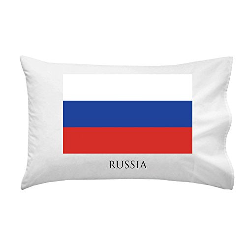 Russia - World Country National Flags - Pillow Case Single Pillowcase