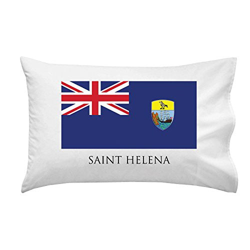 Saint Helena - World Country National Flags - Pillow Case Single Pillowcase