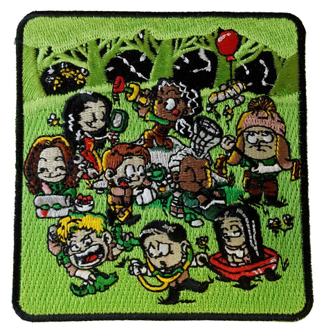 """Fireflys"" TV Show Parody - Novelty Iron On Patch Applique HS P - COD - 0020"