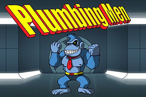 'Beastkong' Super Hero & Video Game Parody 18x12 - Vinyl Print Poster