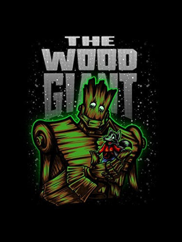 Vinyl Print Poster - 18x24 The Wood Giant - Parody Design