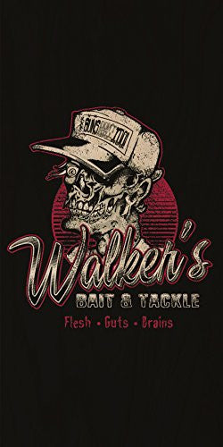 'Walkers' TV Show Parody - Plywood Wood Print Poster Wall Art