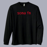 NEW Long Sleeve SomaFM Shirt