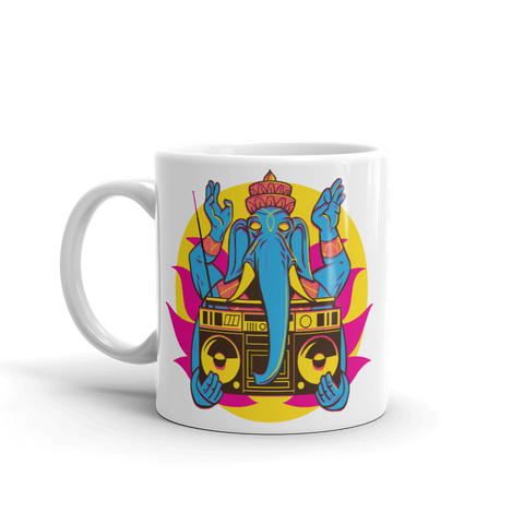Suburbs of Goa Mug