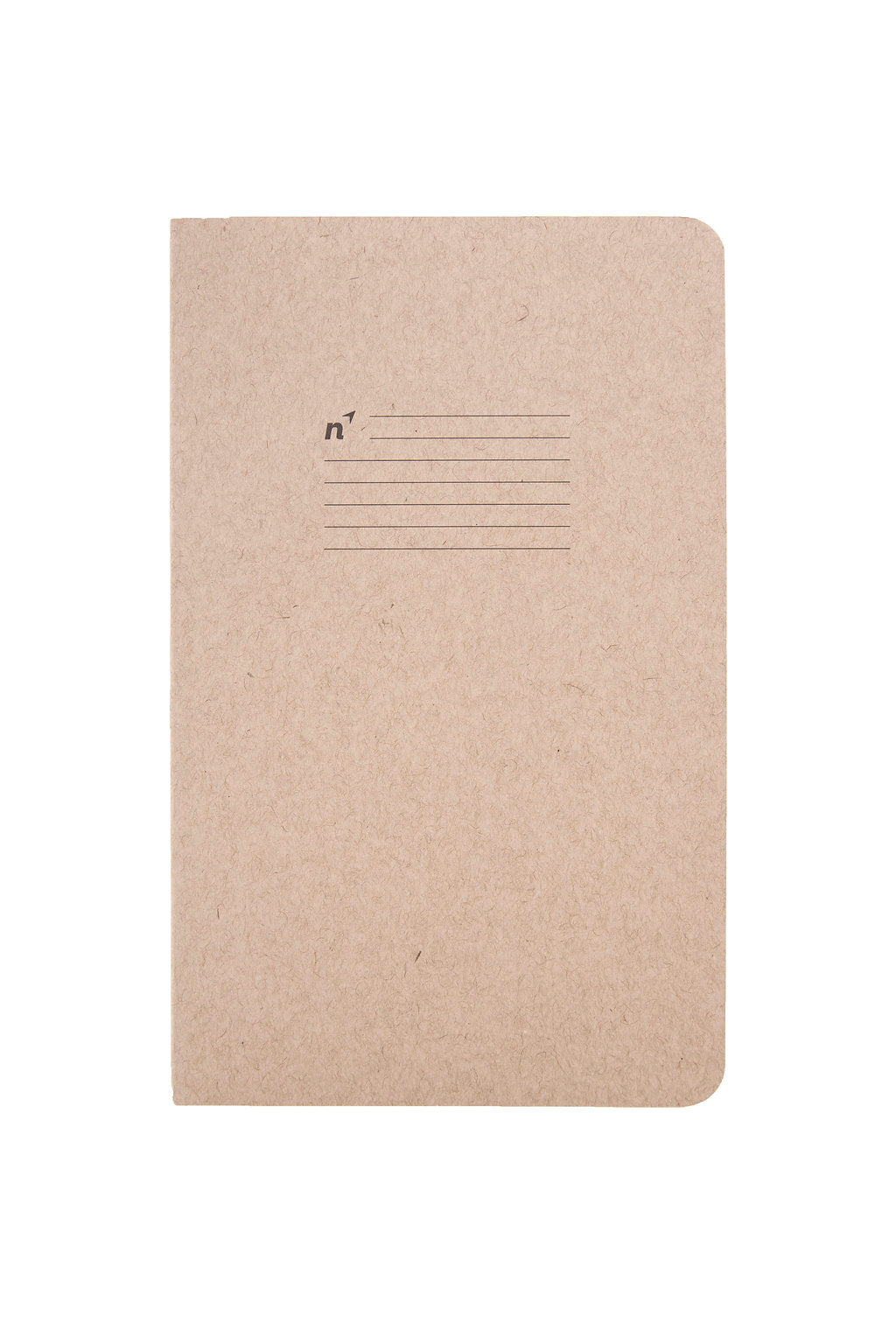 Lines 5x8 Notebook, 96 College Ruled Pages