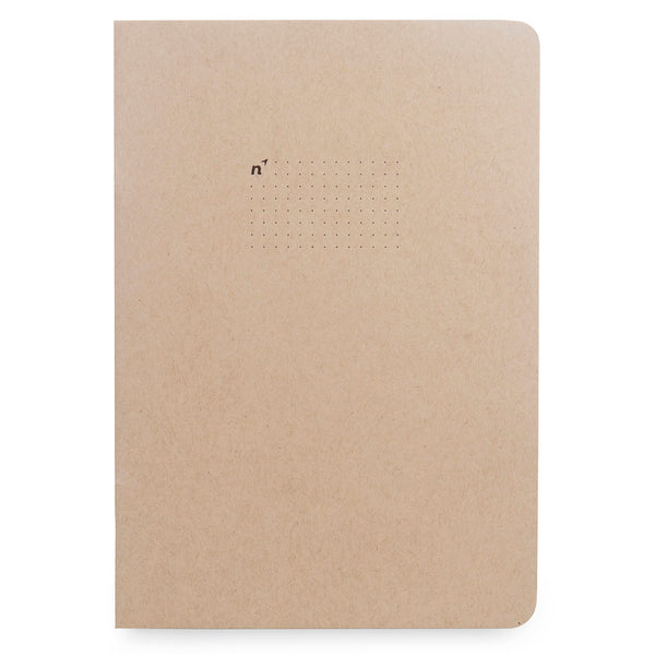 Northbooks B5 Dots Bullet Journal 7 x 10 inch Large | Made in USA