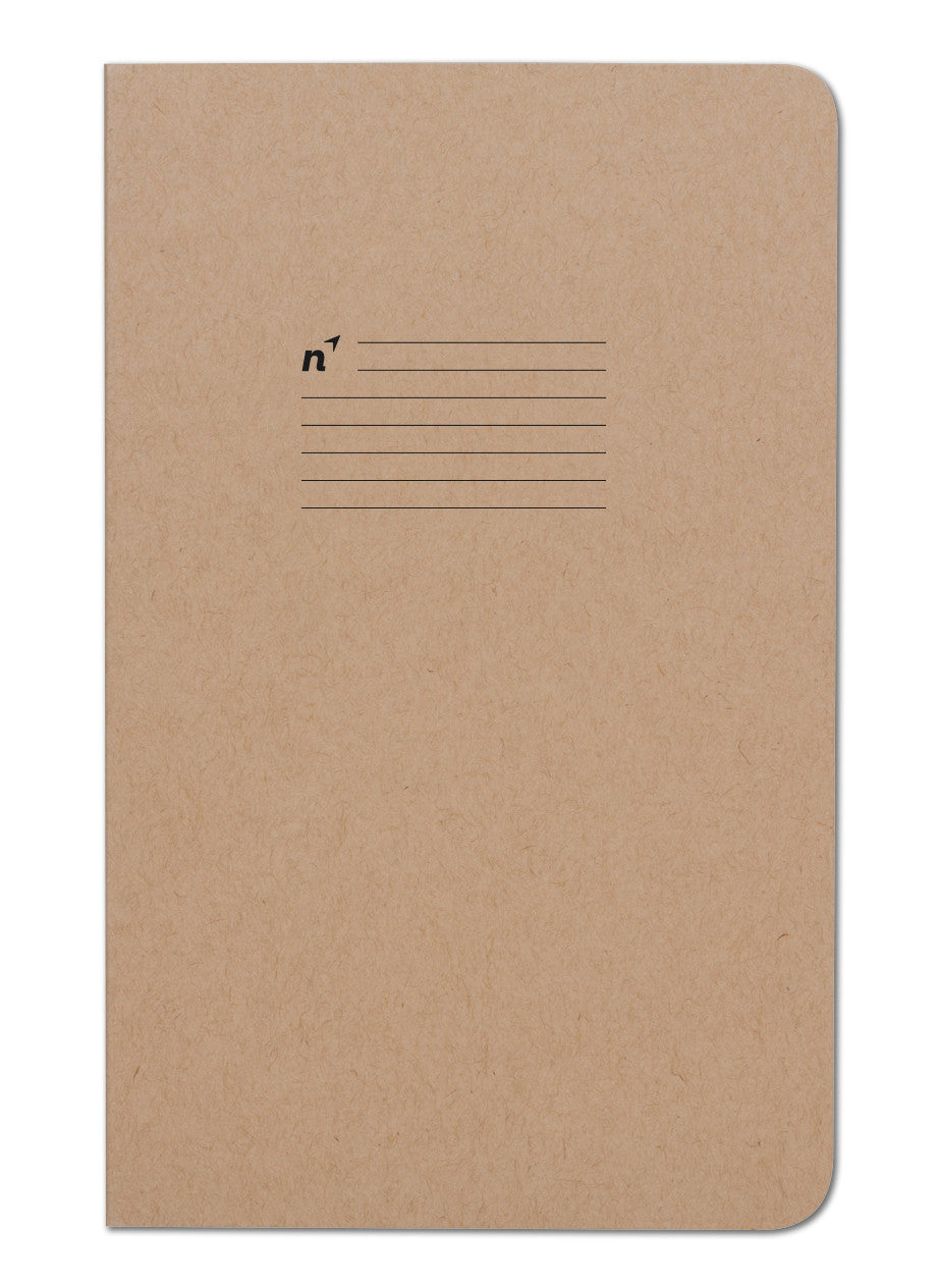 Lines 5 Pack of 5x8 Notebooks, 96 College Ruled Pages