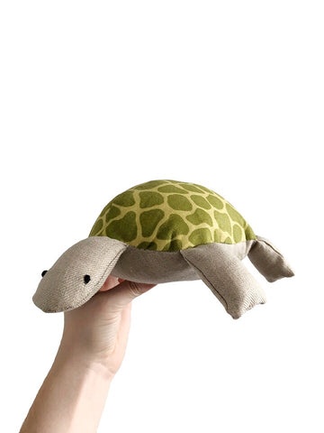 Turtle Stuffie