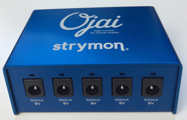 strymon ojai - high current power supply