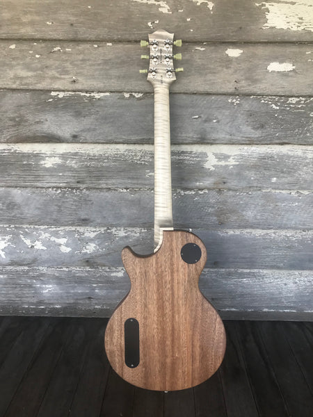 Nik Huber Krautster II Guitar in Onyx - SOLD