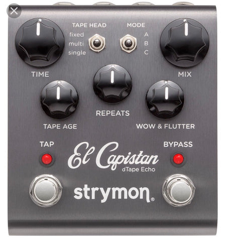 Strymon El Capistan dTape Echo - Tape Machine