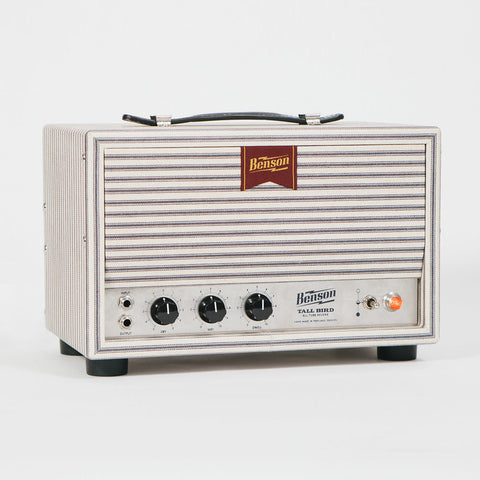 Benson Amps Tall Bird Reverb Unit (Custom Order 6 Months)