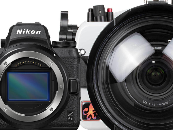 Nikon Z6 II 200DL Underwater Housing Compatibility Update
