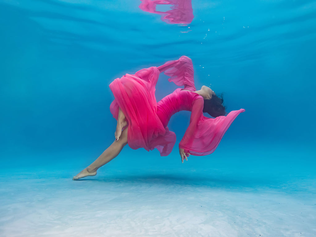 Diving Into Underwater Portraiture Significant Moments 2019 Workshop