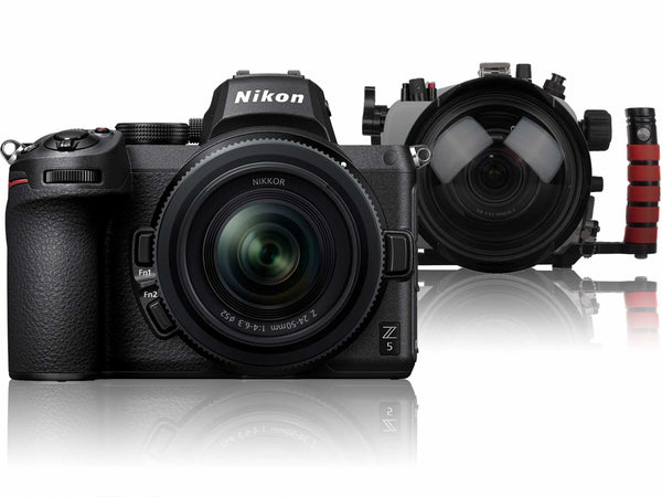 Nikon Announces Z5, Entry-Level Full-Frame Mirrorless