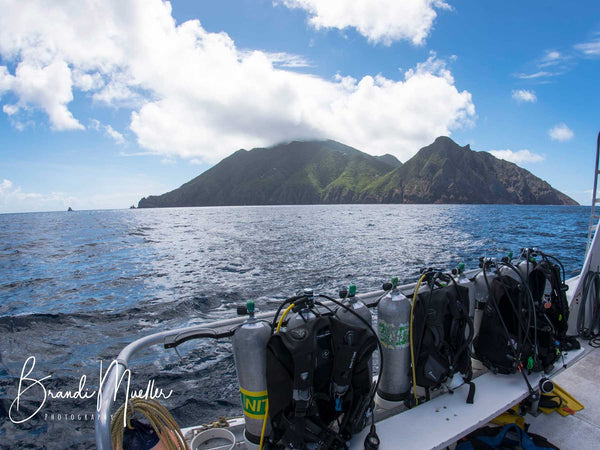 Event | Ladies Art and Diving on Saba | September 12-19, 2020