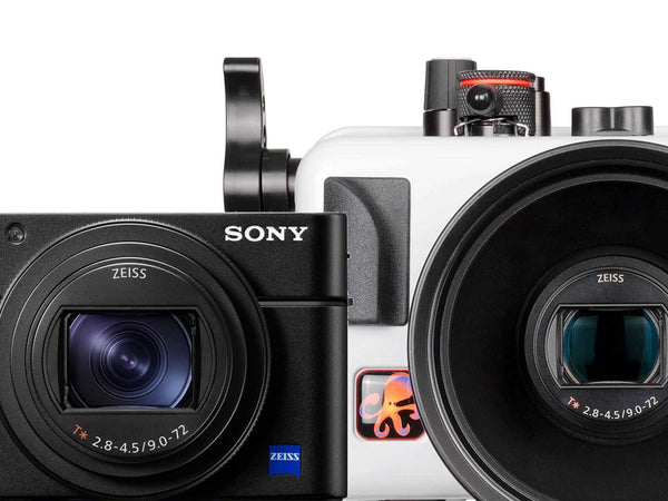 Sony Cyber-shot RX100 VII Underwater Housing Compatibility Update