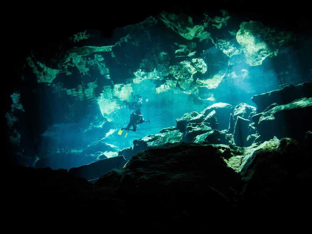 Caverns and Cenotes