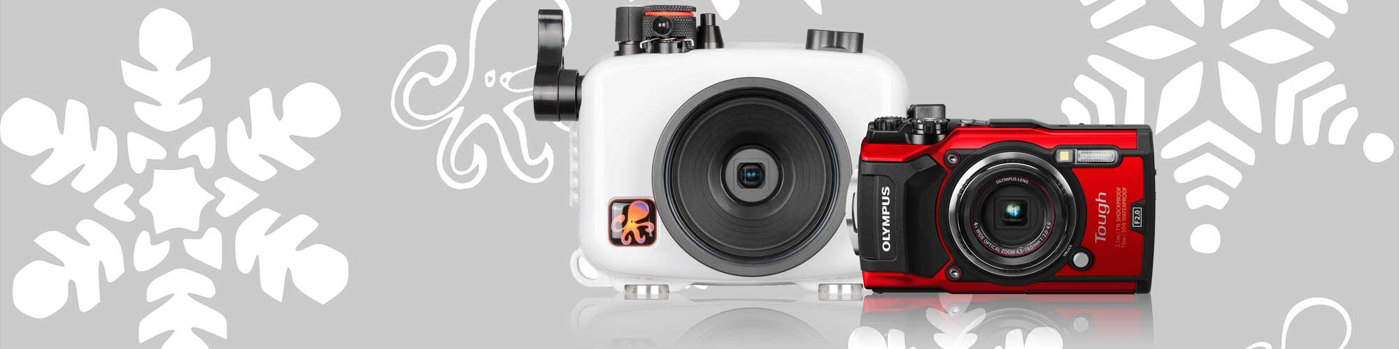 The Best Holiday Gifts For An Underwater Photographer Ikelite Olympus Tough Tg 5 Black Kamera Housing