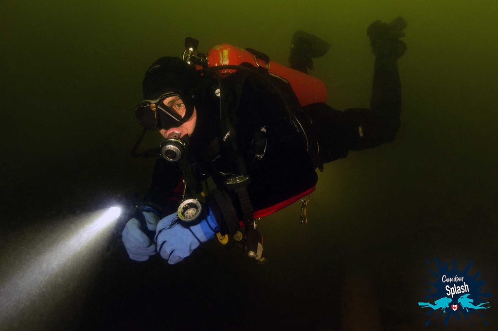 Diving New Brunswick Canada Copyright Joey and Ali Postma