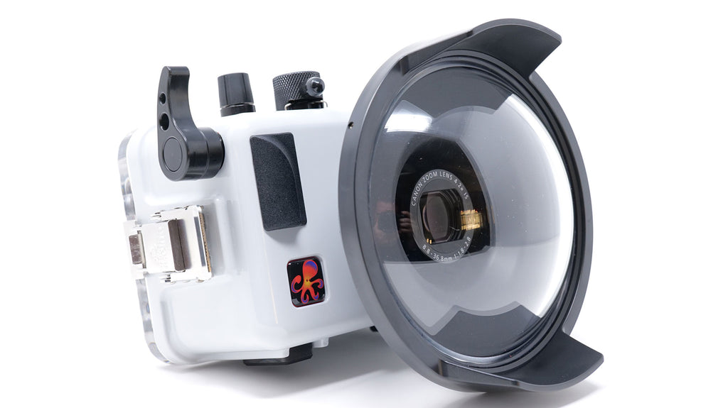 Ikelite Underwater Housing for Canon G7 X III DC4 Dome