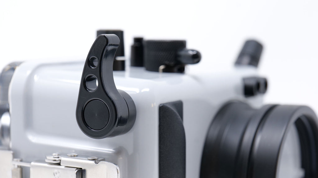Ikelite Underwater Housing for Canon G7 X III Shutter Lever