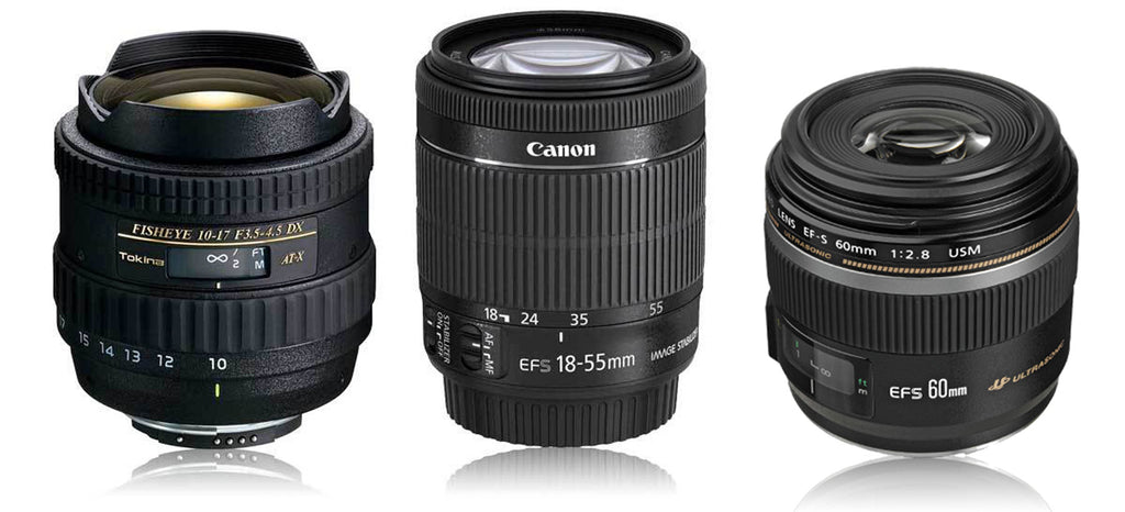Canon mount lenses for Canon Rebel SL3