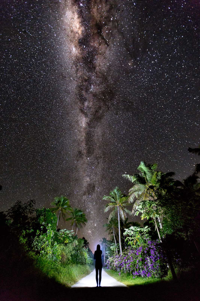 Tonga Night Sky Copyright Grant Thomas