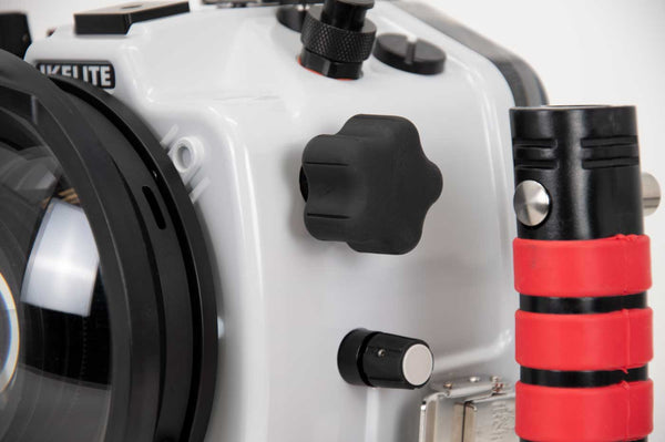 Ikelite Underwater Housing for Nikon Z6 Z7 Zoom Knob