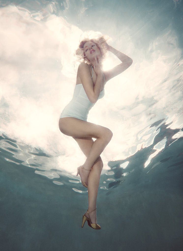 Underwater Photo Copyright Rebecca Handler