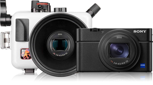 Underwater Housing for Sony Cyber-shot RX100 VI