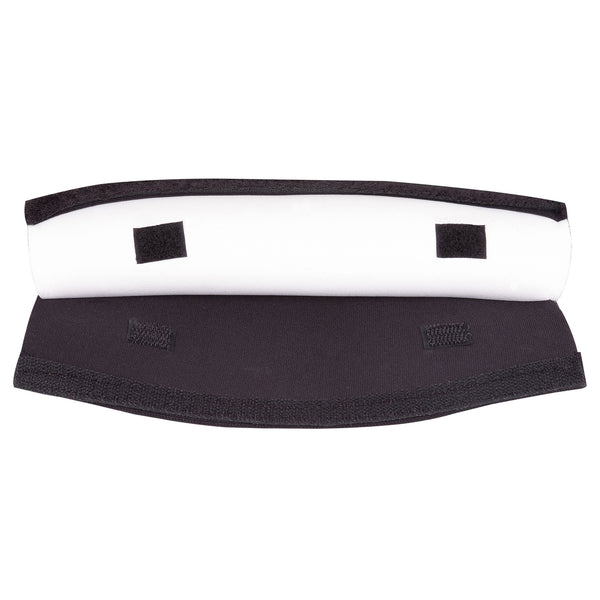 Velcro Mask Strap Cover with Logo