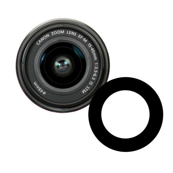Anti-Reflection Ring for Canon 15-45mm STM Lens