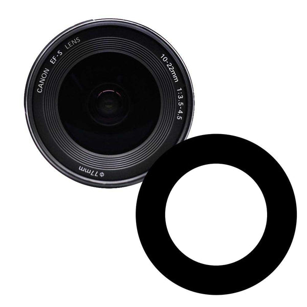 Anti-Reflection Ring for Canon EF-S 10-22mm F3.5-4.5 USM Lens