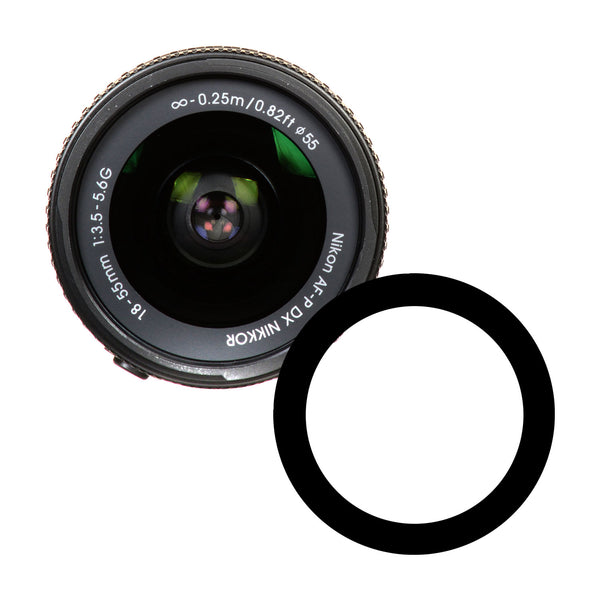 Anti-Reflection Ring for Nikon 18-55mm AF-P DX f/3.5-5.6G Lens