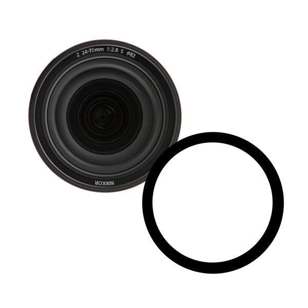 Anti-Reflection Ring for Nikon NIKKOR Z 24-70mm f/2.8 S Lens