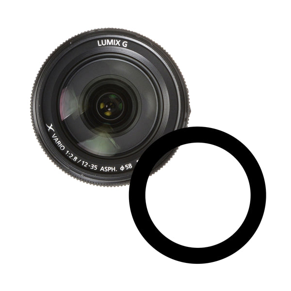 Anti-Reflection Ring for Panasonic Lumix G X Vario 12-35mm F2.8 I or II ASPH Power OIS Lens