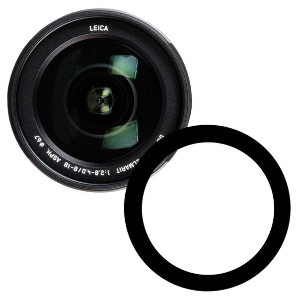 Anti-Reflection Ring for Panasonic 8-18mm f/2.8-4.0 ASPH